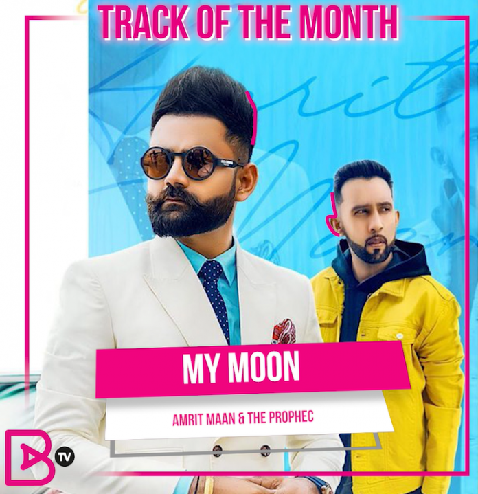 TRACK OF THE MONTH: AMRIT MAAN FT. THE PROPHEC – MY MOON