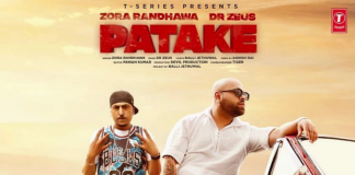 DR ZEUS AND ZORA RANDHAWA HAVE A 'PATAKE' COMING