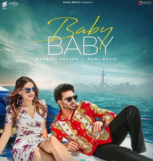 NEW RELEASE: MANKIRT AULAKH – BABY BABY