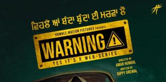 GIPPY GREWAL SET TO RELEASE A WEB SERIES