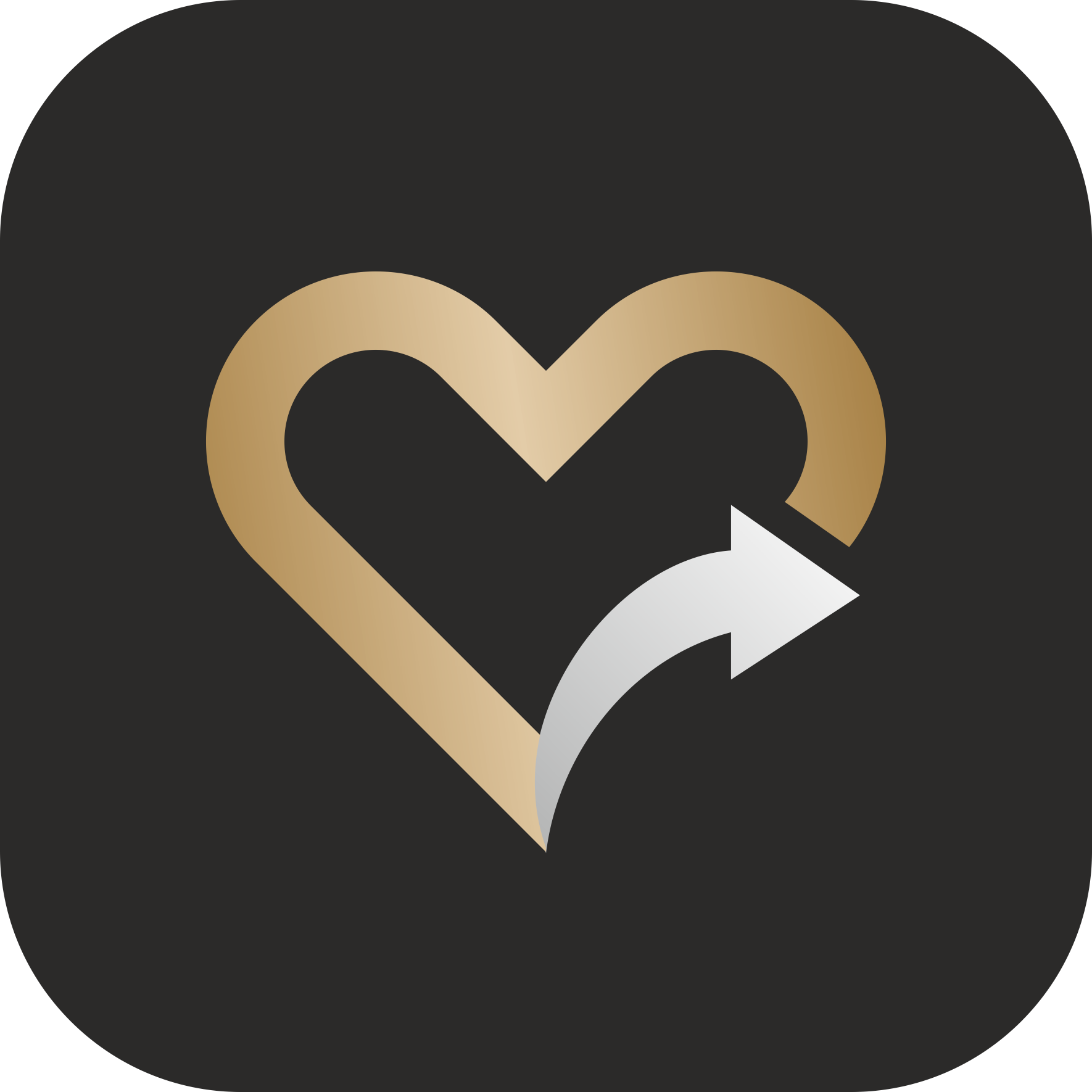 Love At First Swipe Logo