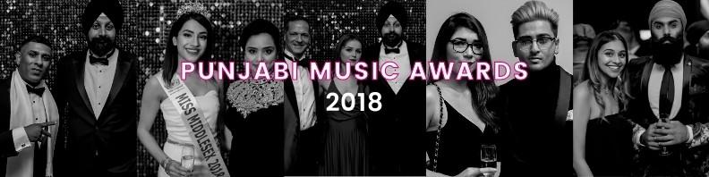 britasia punjabi music awards 2018
