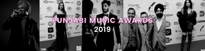 punjabi music awards 2019